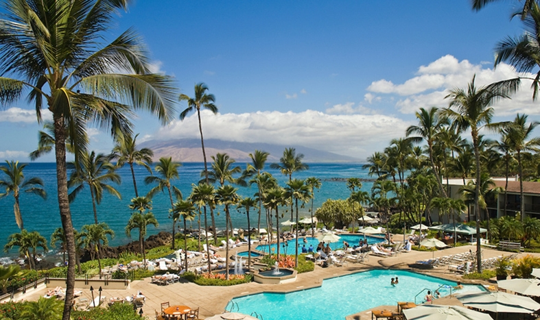 Wailea Beach Marriott Resort&Spa