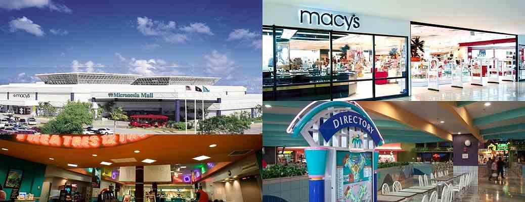 Miconesia Mall