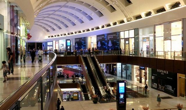 The Dubai Mall,