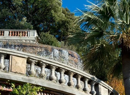 Parc de la Colline du Chateau